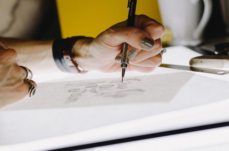 Dessin au crayon- Jean-Baptiste Gouraud